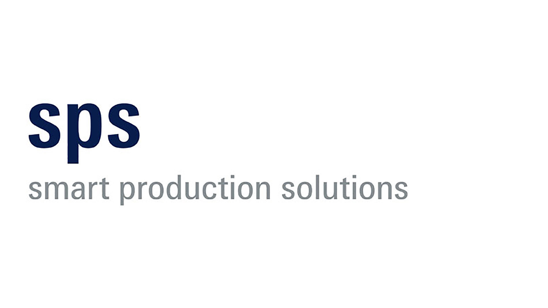 Trade fair: SPS smart productions solutions 2019